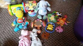 baby toy bundle/lot