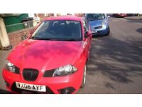 2006 Seat Ibiza 1.4 16v 3dr *10 Month MOT & Full Service History*
