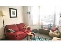 Large 1 bed garden flat sublet near Preston Circus from December 30-June 30
