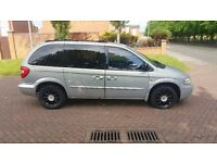 Chrysler Voyager 2.5 Manual 7 Seater
