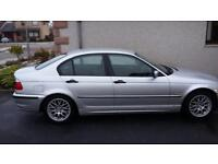 BMW 318 i silver S Reg 1998.