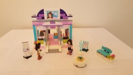LEGO FRIENDS 3187 Butterfly Beauty Shop