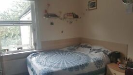 Single room with double bed near Turnpike Lane and Wood green