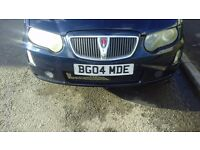 Rover 75 1.8 new timeing belt water pump new up gade head gasket new mot good condition