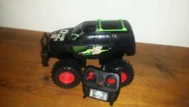 Remote controlled car (not working)
