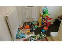 Large bundle of toys excellent condition bargain