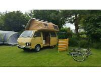 1980 toyota hiace camper swap open to cash offers