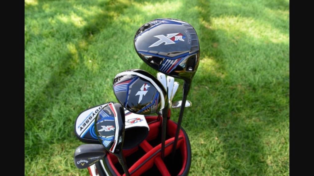 Callaway xr 4 hybrid golf club