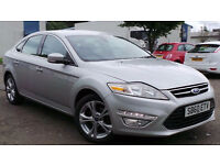2011 60 FORD MONDEO TITANIUM TDCI 140 AUTO DIESEL FSH(PART EX WELCOME)DELIVERY ANYWHERE IN THE UK
