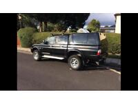 Mitsubishi Warrior L200 double cab -2004