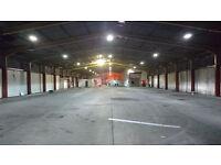 Industrial Units to rent - M90 Commerce Park