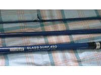 Dura Flot Glass Surf 450 Beach Rod