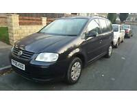 VOLKSWAGEN TOURAN DIESEL 7SEATER GOOD CONDITION HPI CLEAR