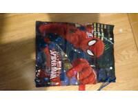 Spiderman swim bag