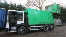 MERCEDES ECONIC DUST CART REFUSE TRUCK BIN LORRY 26 TON LEZ COMPLIANT !!