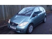 MERCEDES A160 2.0 TURBO DIESEL AUTOMATIC FULL SERVICE HISTORY LAST SERVICE DONE NOV 12 MONTHS MOT