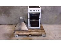 Cooker & Stainless Steel Extractor Fan For Sale