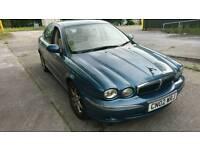 2002 Jaguar X Type 2.1 Auto, Mot Expired