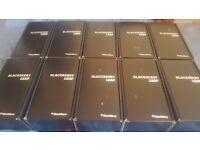 Blackberry Leap (STR-100) 16gb Mobile Phone in Black**Unlocked** BNIB