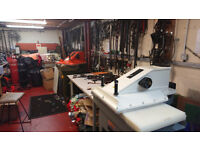 LEATHER CUTTING, EMBOSSING & SKIVING SERVICES @ CACTUS STUDIO