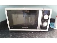 MICROWAVE OVEN 20L VGC MORPHY RICHARDS