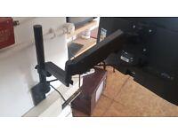 Computer monitor arm (x 4)