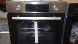 Hoover built in oven - HSO8650X - new - with manufacturers wrty - Bargain at £99