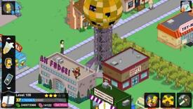 Simpson's tapped out account level 109