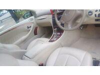 Mercedes Clk Elegance Cabriolet 320