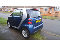 Smart ForTwo 451 Passion Coupe - Automatic 2008 (08 plate) - Less than 56k milage