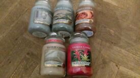 Yankee Candles for Sale £13.50 each Various Fragrances Genuine
