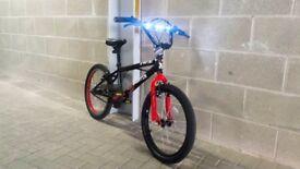 Slightly used BMX, ODI grips, 360 degree, £60 o.n.o.