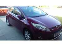 ford fiesta 68tdci in excellent condition