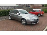 2006 alfa romeo 147 t-spark lusso, full red leather interior, swap why try me