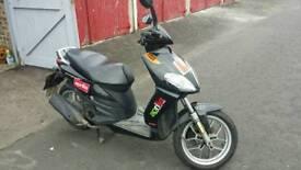 £895 ono Aprilia 125cc city one