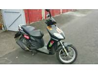 £895 ono Aprilia 125cc city one