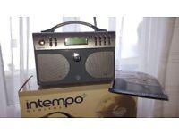 Intempo Digital Radio