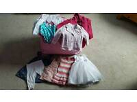 Girls clothes age 6-12 months