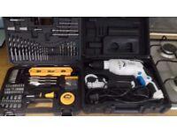 Mac drill and jcb drill bits