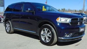2016 Dodge Durango LIMITED - NAV - TRAILER TOW GROUP