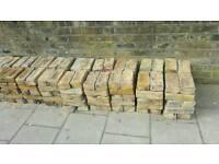 Yellow london stock bricks