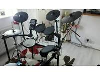 Roland drums kit electric td 11