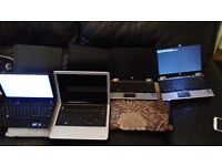 Hp and Dell Laptop