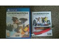 Overwatch for ps4 PlayStation 4 NEW