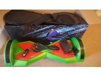 "SMART DRIFTING 8"" PRO BALANCE BOARD WITH REMOTE CONTROL"