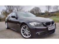 2009 BMW 3 Series Saloon Facelift 2.0 320d M Sport Full Service History New MOT