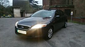 ford mondeo tdci edge low millage