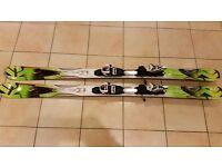 K2 Richtor All Mountain Skis. 1.67m long