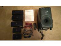 Schneider home surround sound system