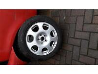 16 inch audi alloy wheel